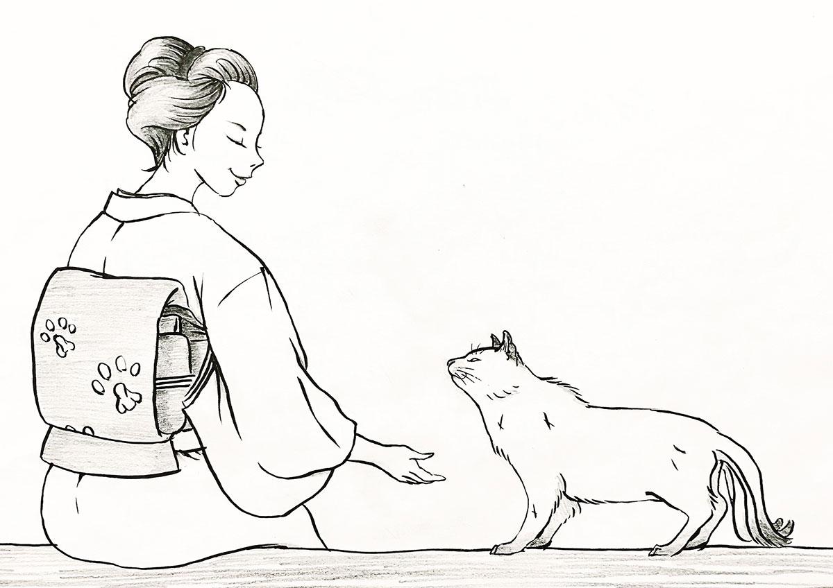 猫又の帰還