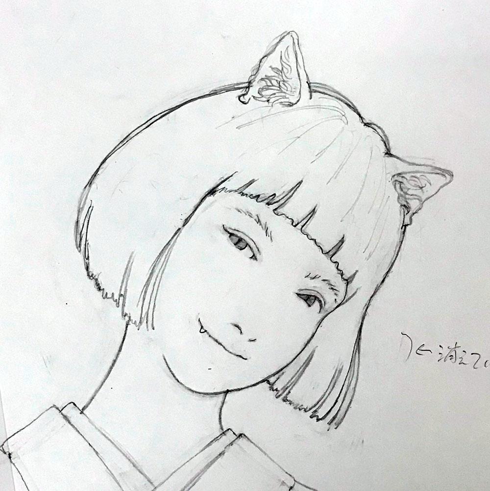 猫又親分の娘(下書き)