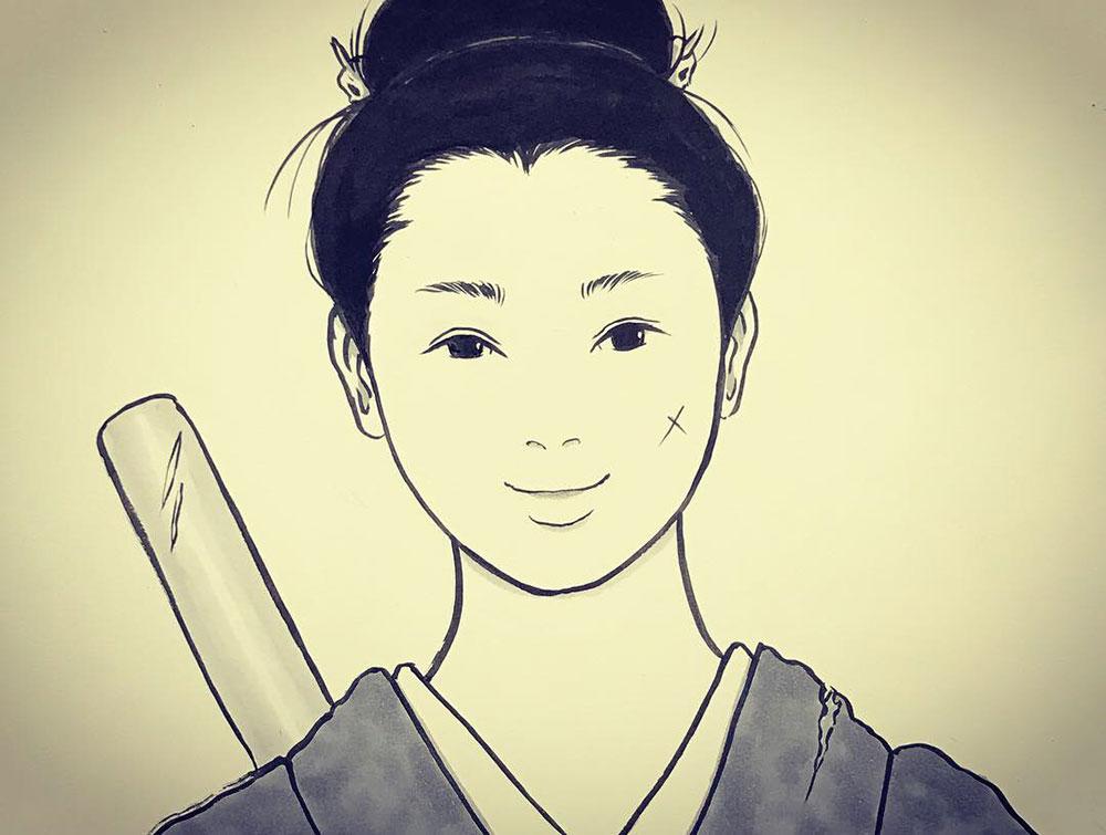 ハチとねえさん(最終) NEKOMATA7