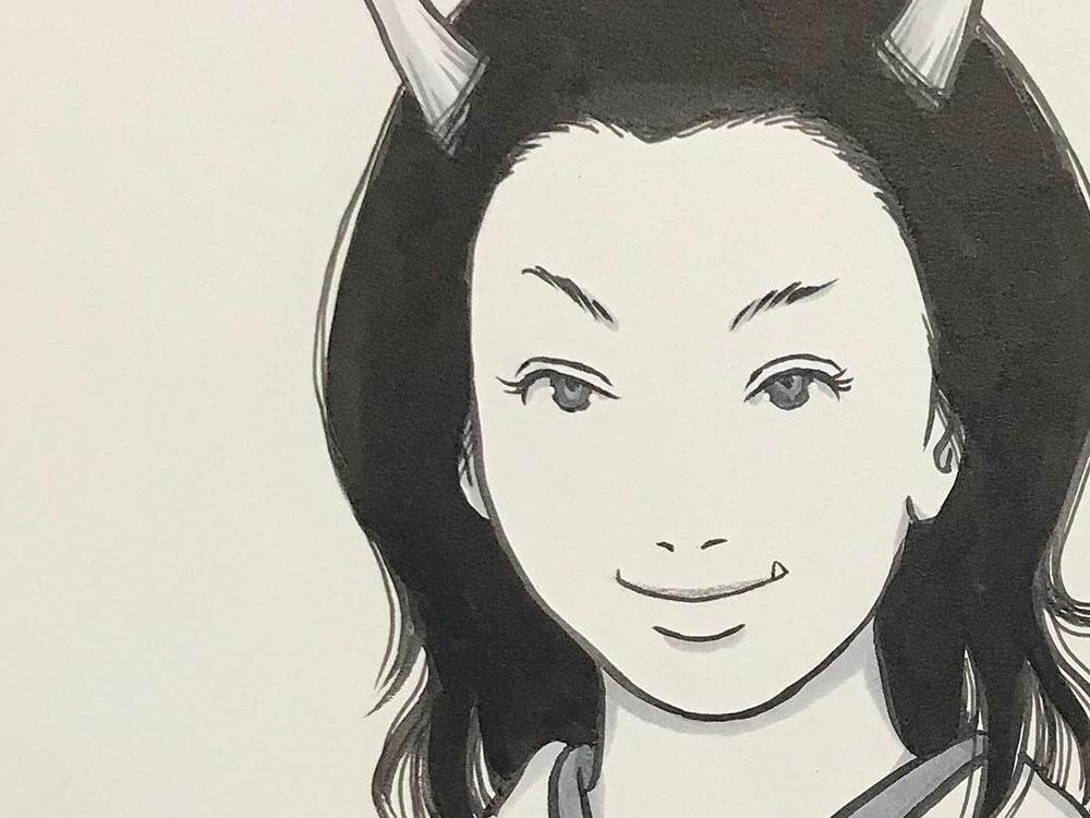 妖怪からす 角の怪5 KARASU2