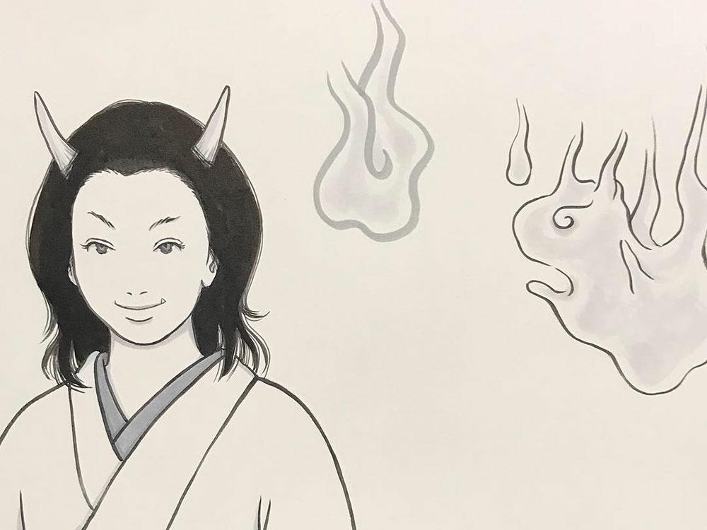 妖怪からす 角の怪5 KARASU4