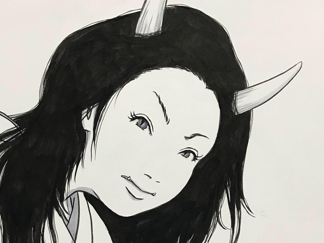 妖怪からす 角の怪7 KARASU8