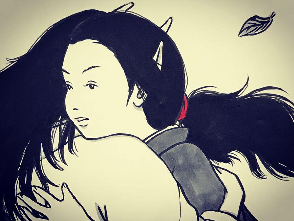 妖怪からす 角の怪9 KARASU5