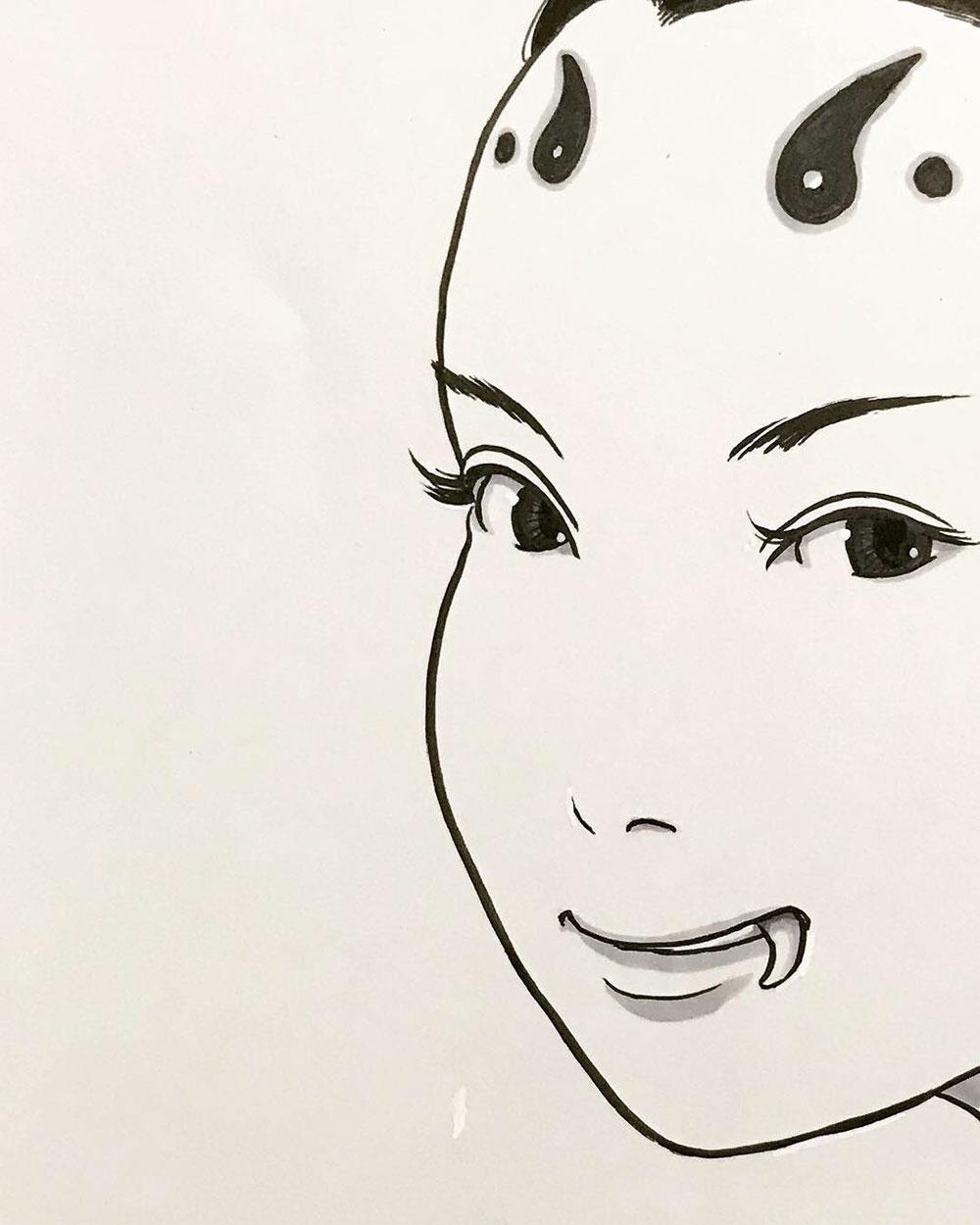 恐怖の女郎蜘蛛 JOROGUMO3