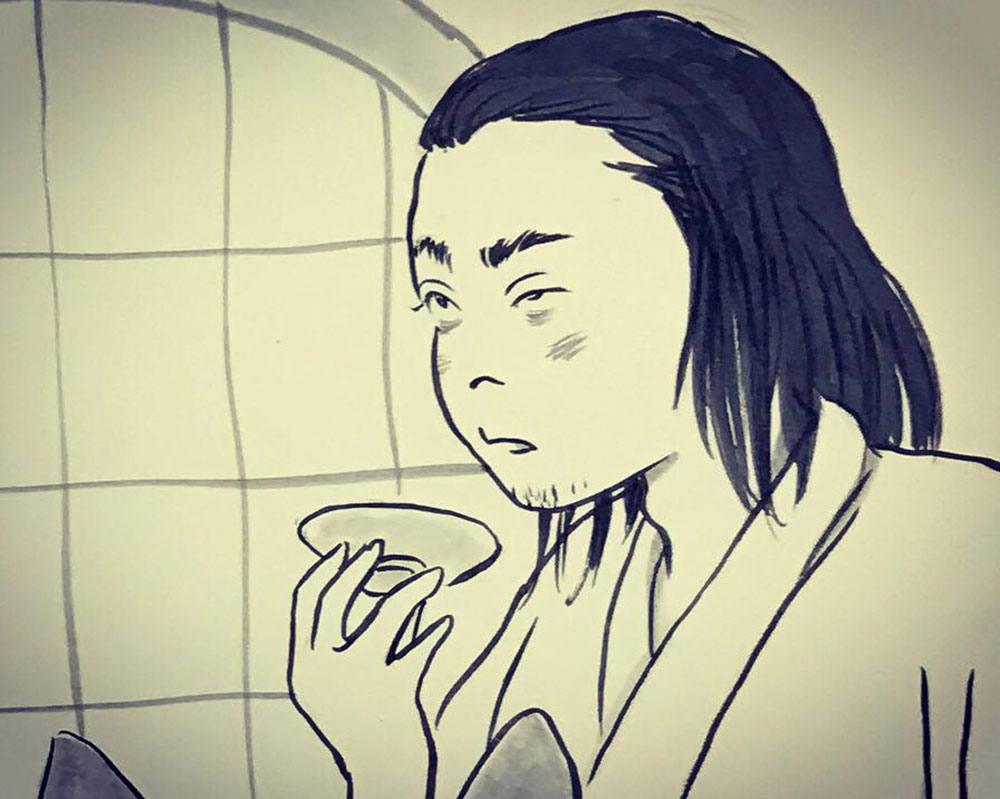 白蛇さんの冬眠 KARASU&SHIROHEBI2