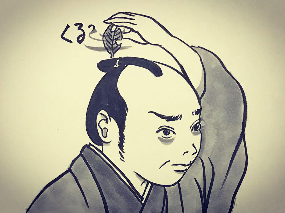 才右衛門&茶太郎 KITSUNE & TANUKI3