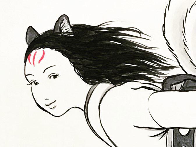空飛ぶおこんと巫女さん OKON&MIKOSAN4