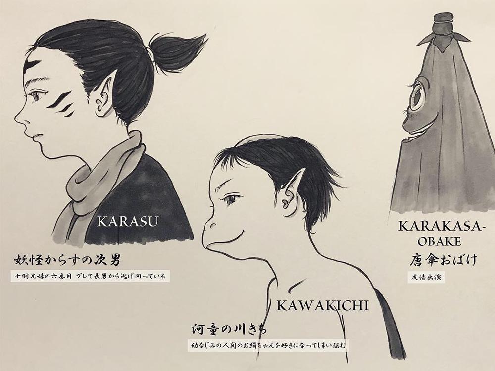 ひたすら横顔を描く2(男性編) YOKOGAO3