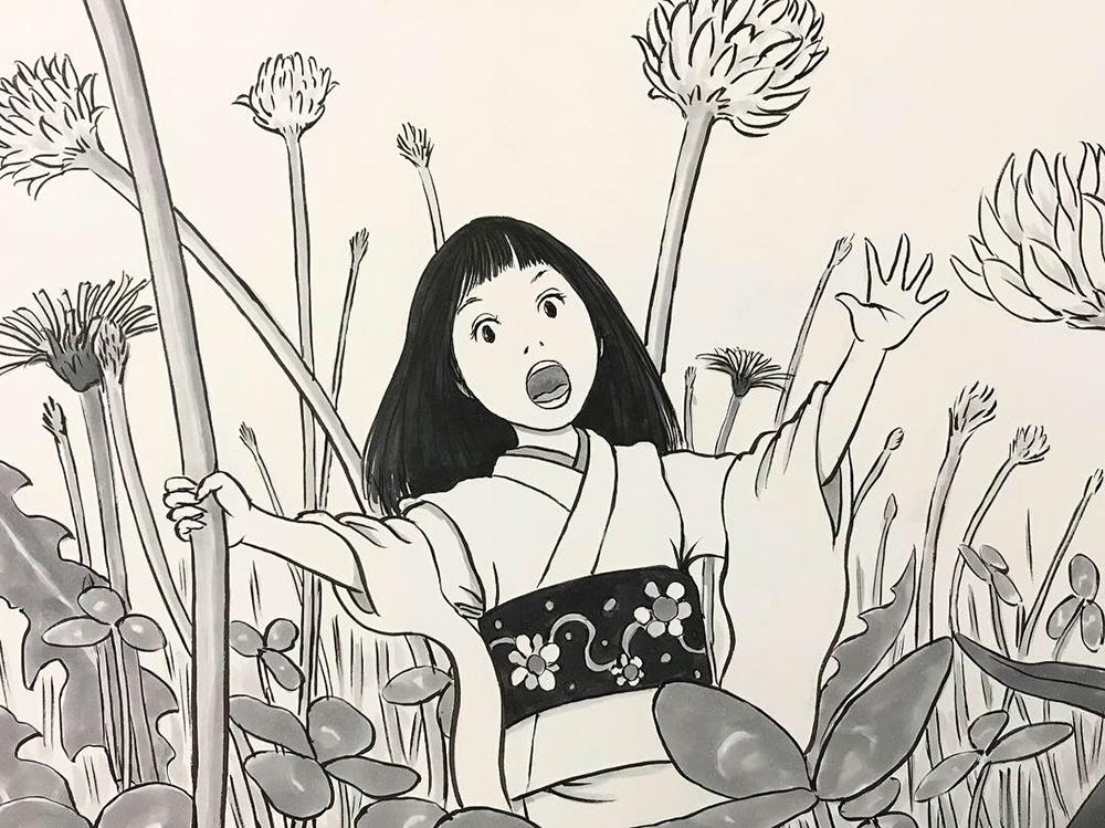 花を描くのだ!2 FLOWERS4
