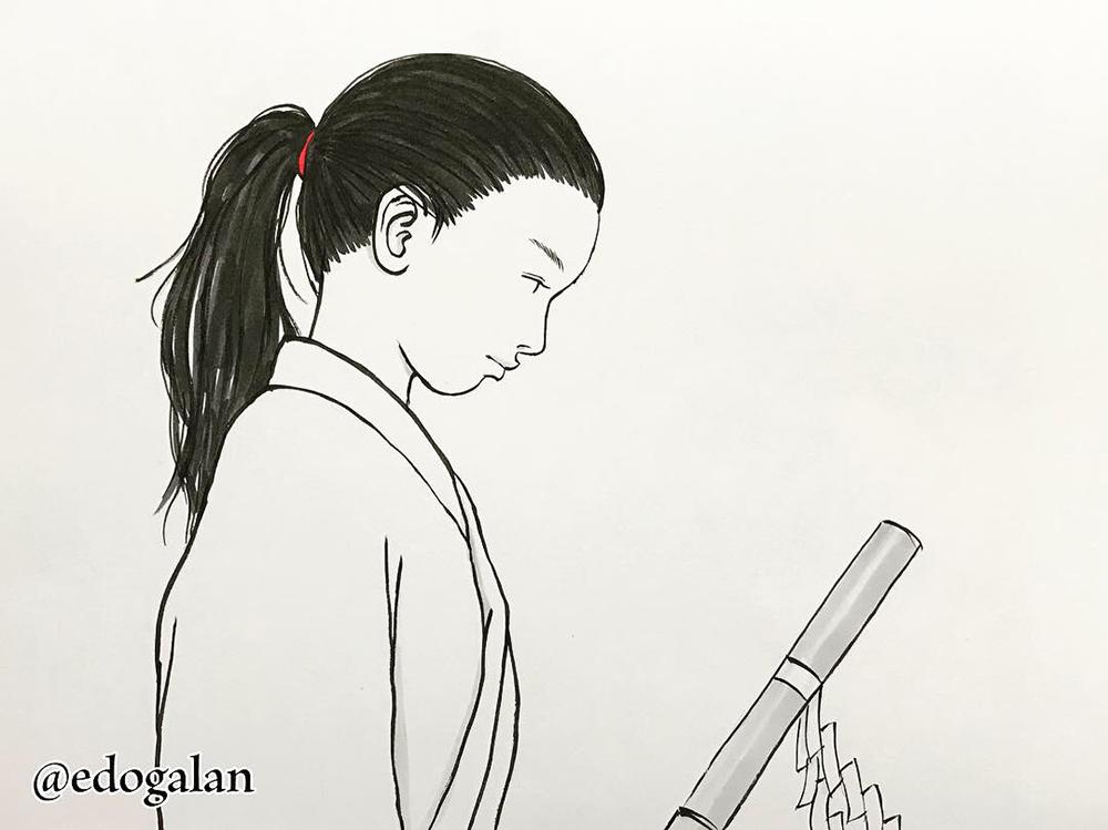 巫女さん何を思う!6 MIKOSAN1