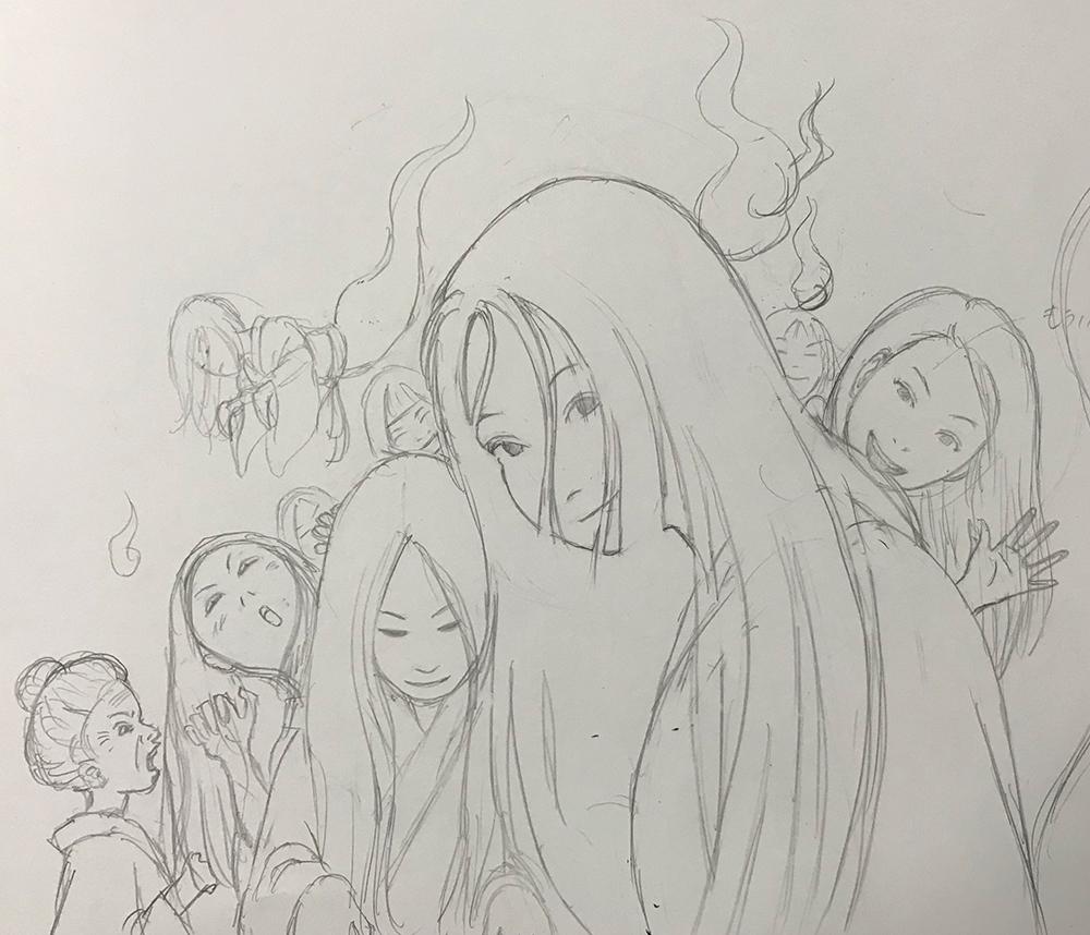 夏の幽霊出張早割り予約受付中! YUREI3