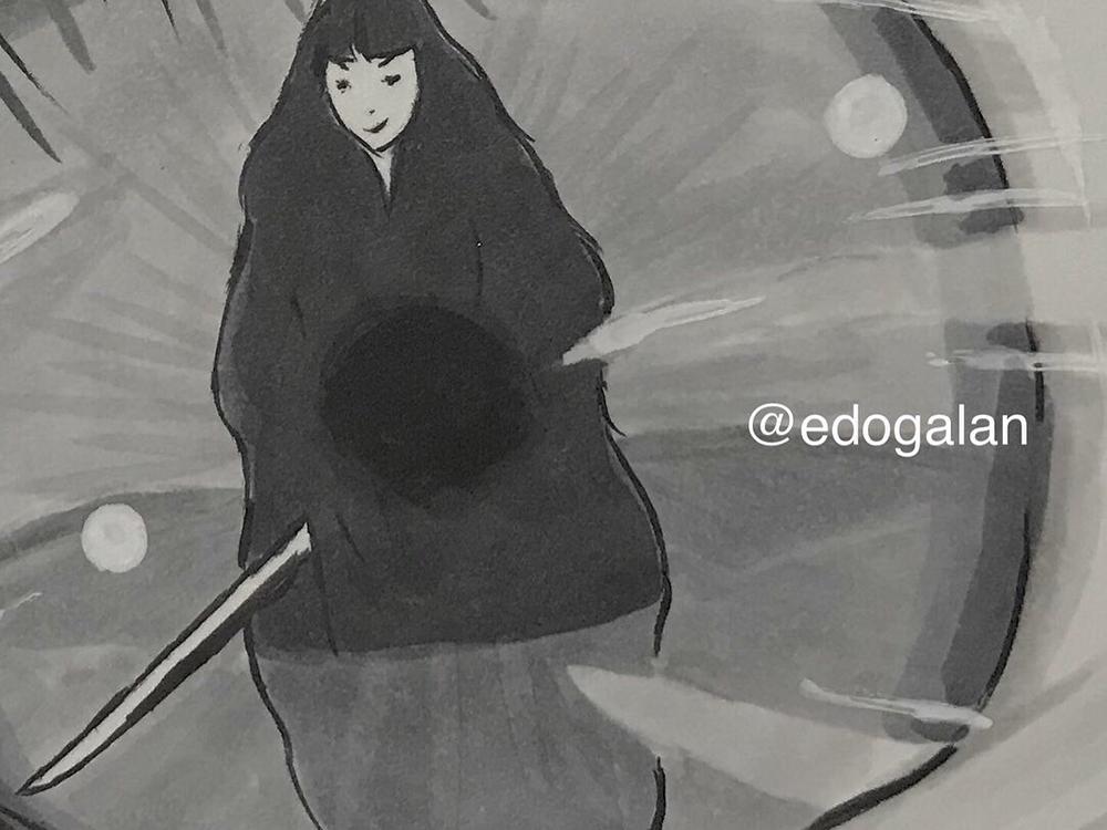 怖いお姉さん再び現る!KOWAI-ONESAN1