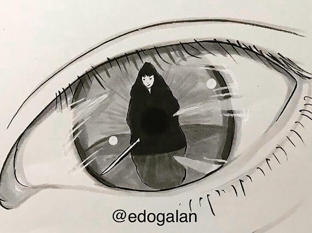 怖いお姉さんの謎2 KOWAI-ONESAN1