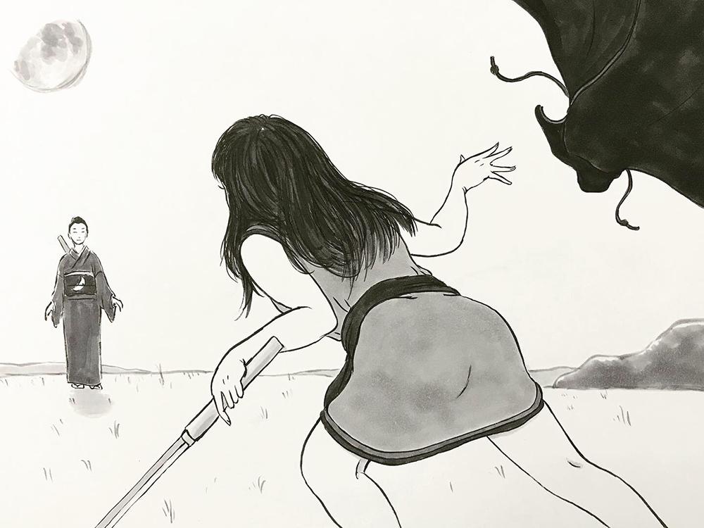 怖いお姉さんの謎2 KOWAI-ONESAN3