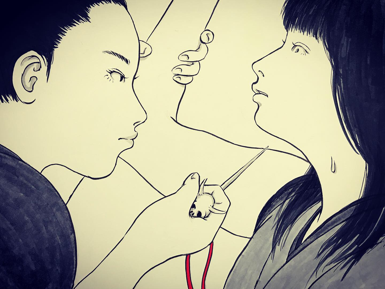 怖いお姉さんの謎4 KOWAI-ONESAN10
