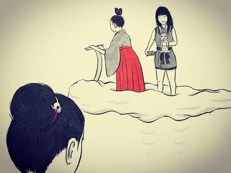 怖いお姉さんの謎11 KOWAI-ONESAN3