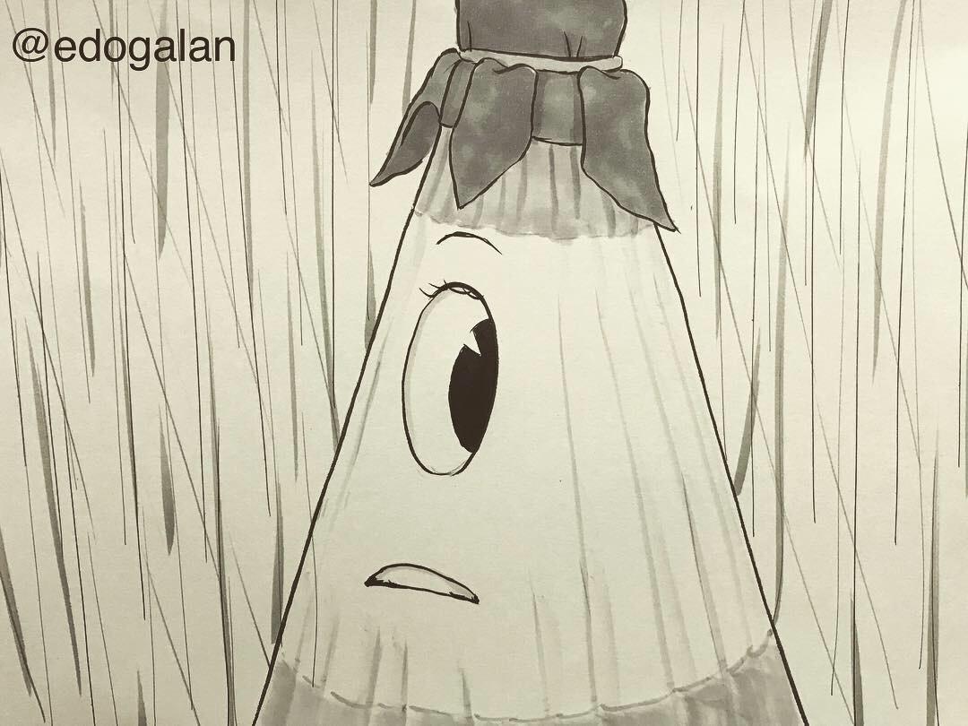 雨宿りシリーズ② AMAYADORI1