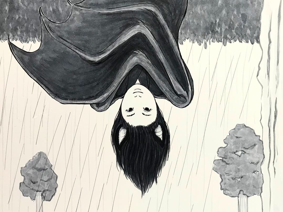 雨宿りシリーズ③ AMAYADORI5