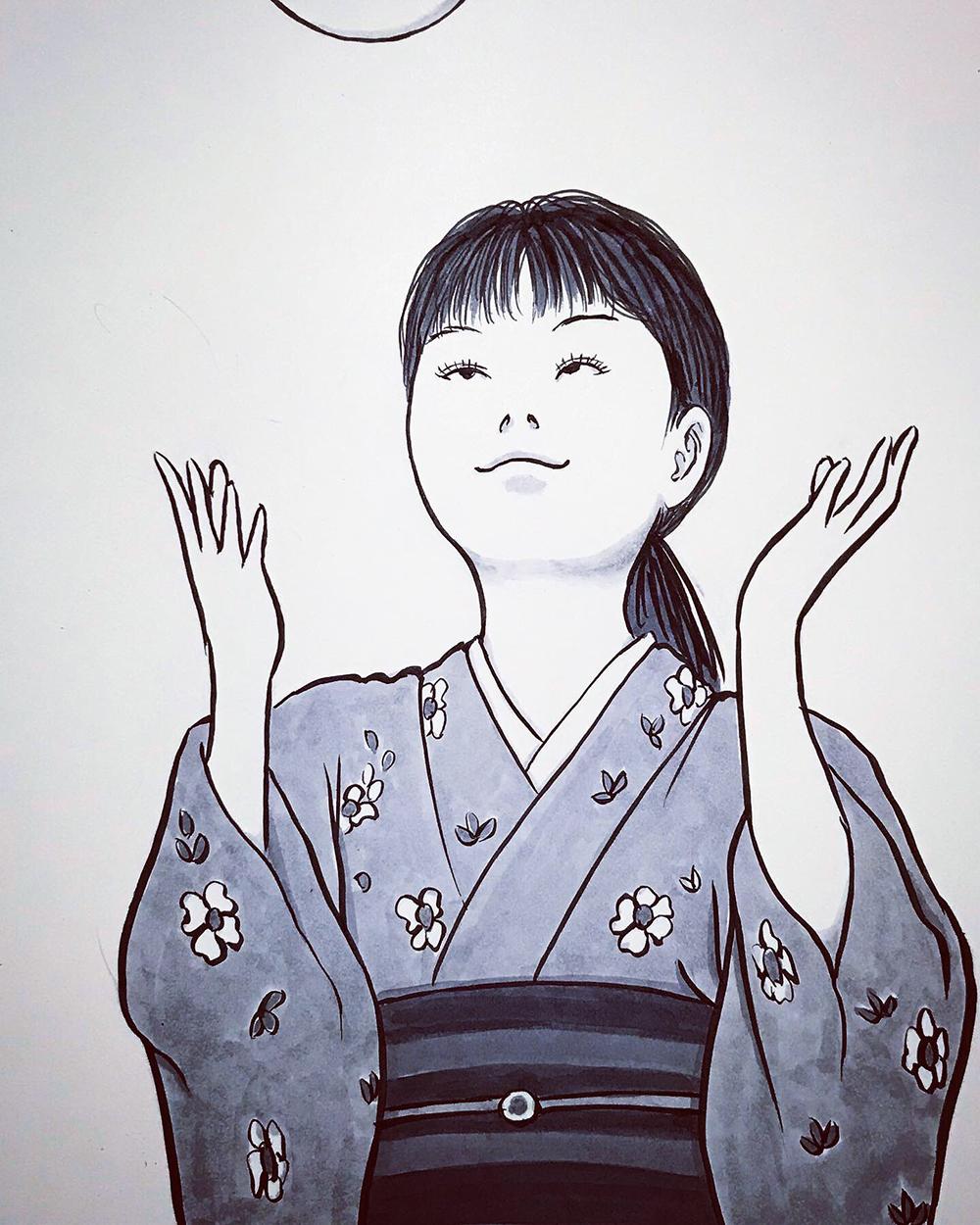 髑髏の手毬歌 DOKURO1