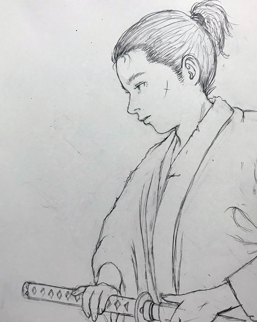 久々に侍 SAMURAI2