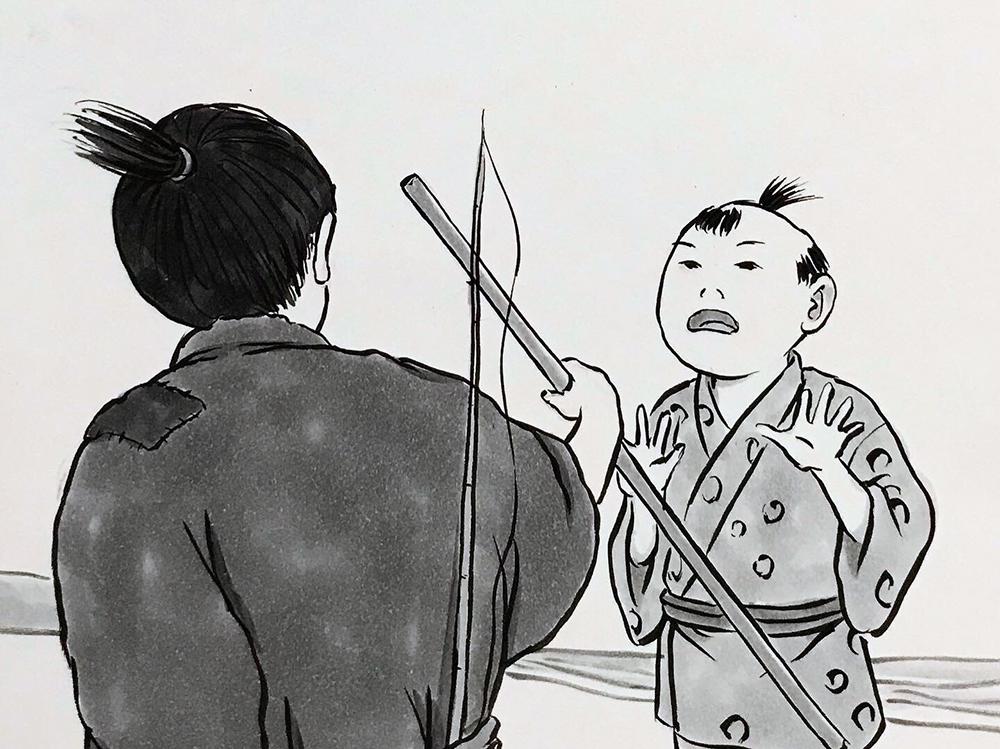 シン・ウラシマ② SHIN-URASHIMA2