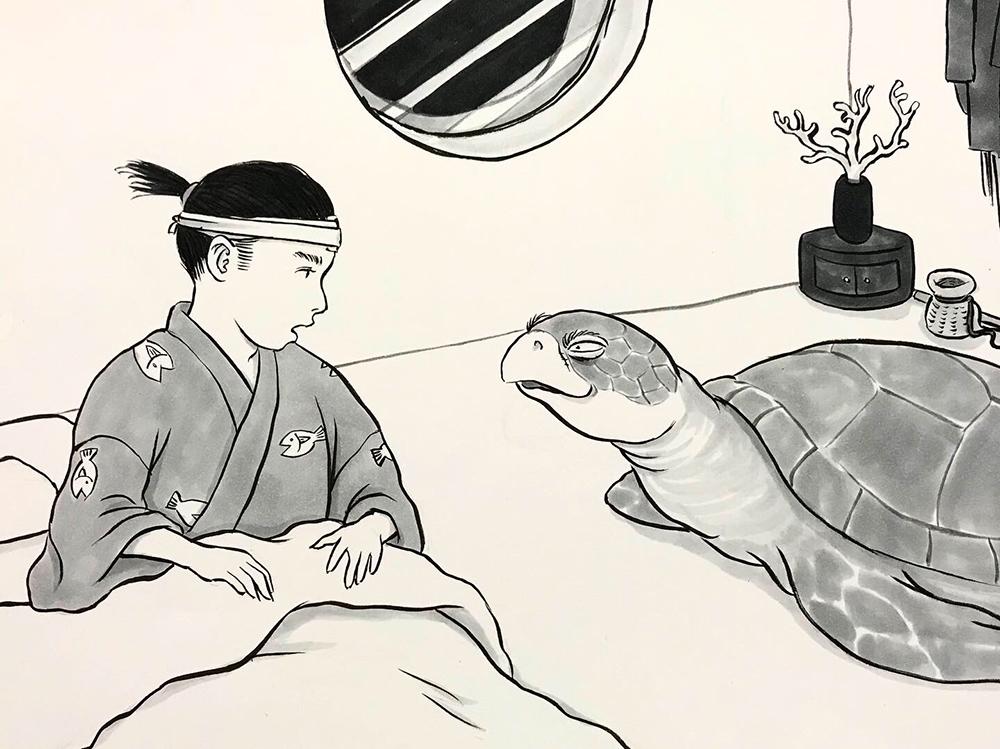シン・ウラシマ③ SHIN-URASHIMA3