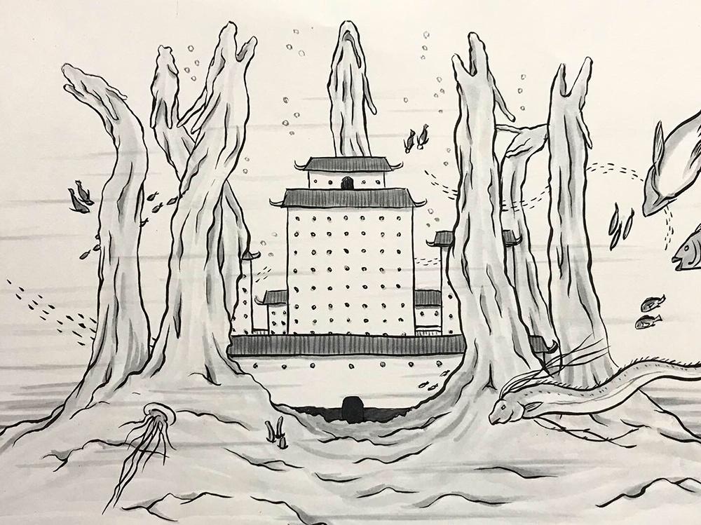 シン・ウラシマ⑤ SHIN-URASHIMA1