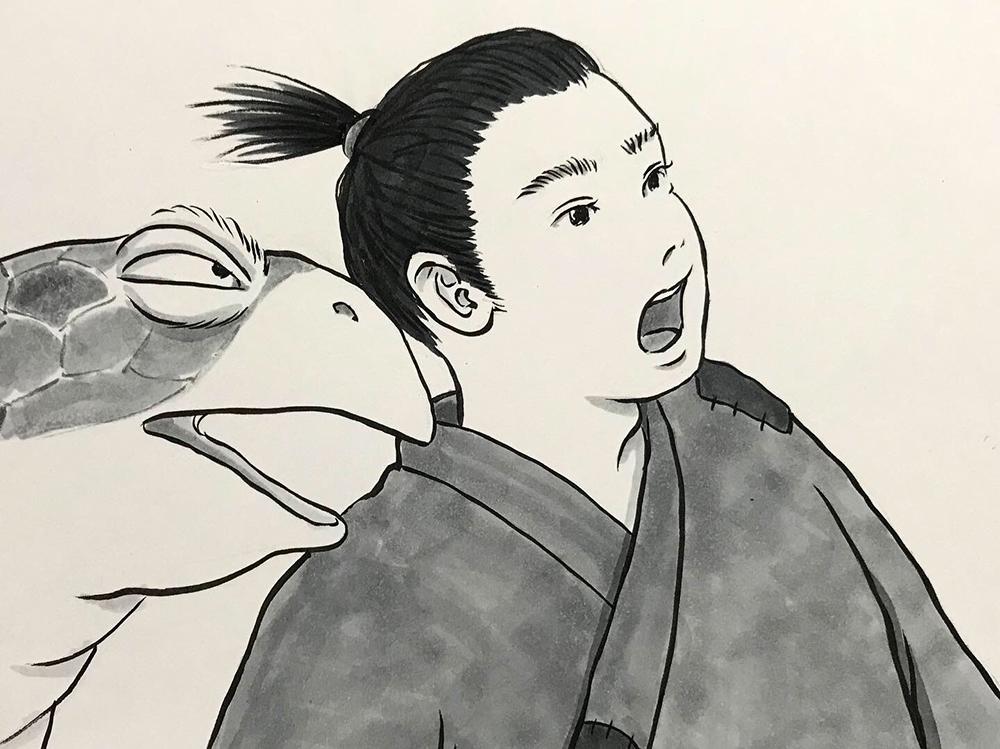 シン・ウラシマ⑥ SHIN-URASHIMA4