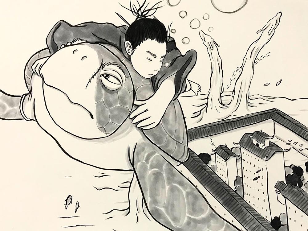 シン・ウラシマ⑧ SHIN-URASHIMA1