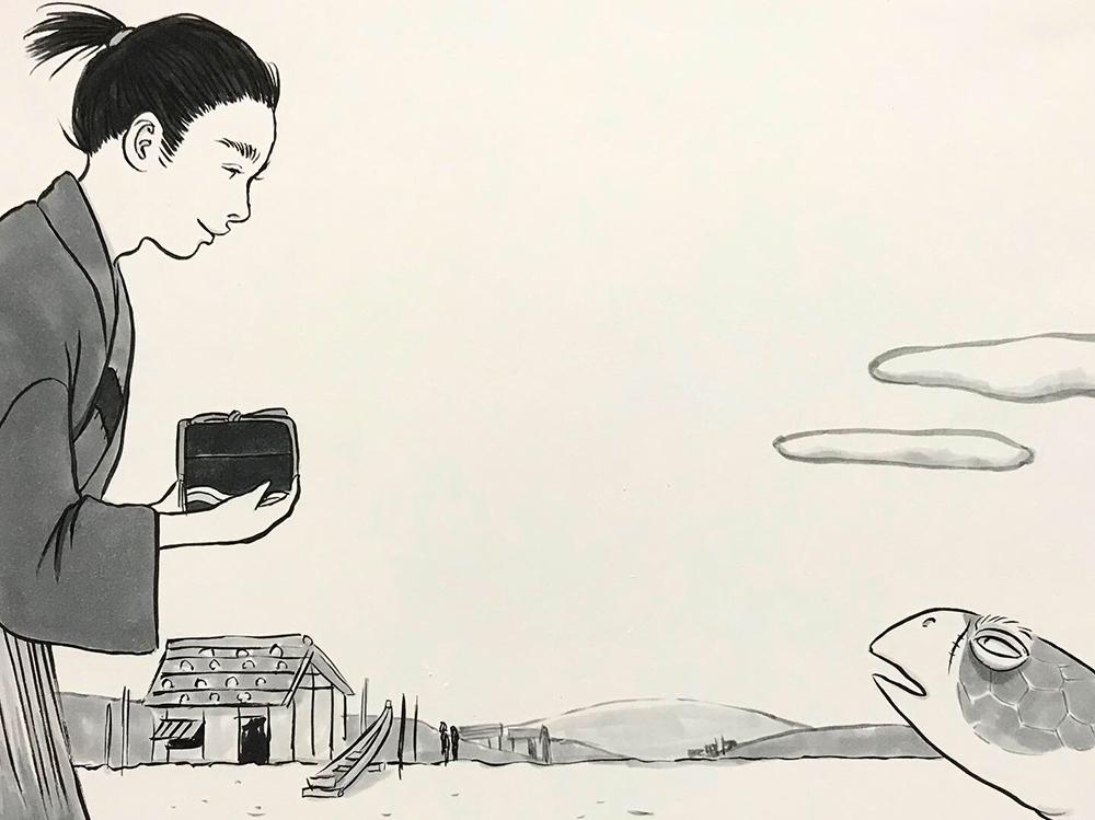 シン・ウラシマ⑨ SHIN-URASHIMA1