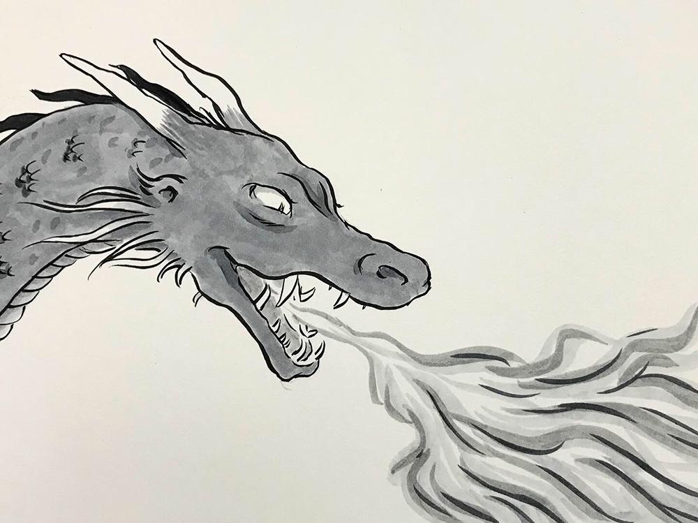 エゲレスのドラゴンVS風神の末娘 FUJIN2