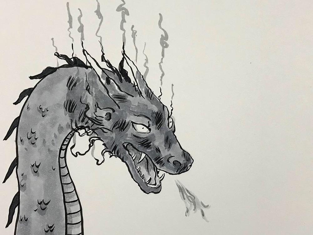 エゲレスのドラゴンVS風神の末娘 FUJIN8