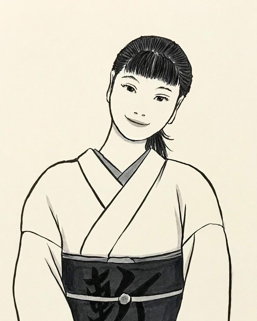 斬る女 KIRU1