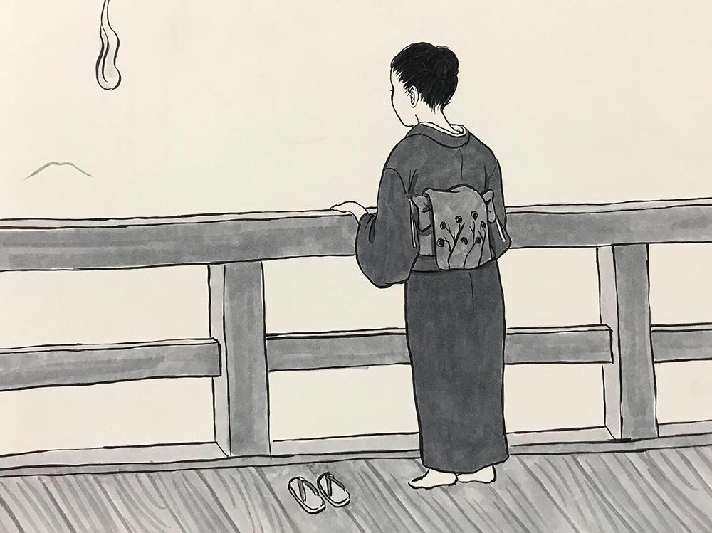 おばばの過去 YUREI1