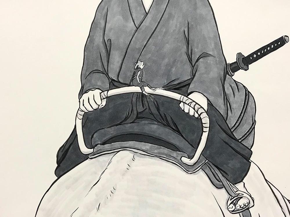 ケロ丸イライラ KEROMARU2