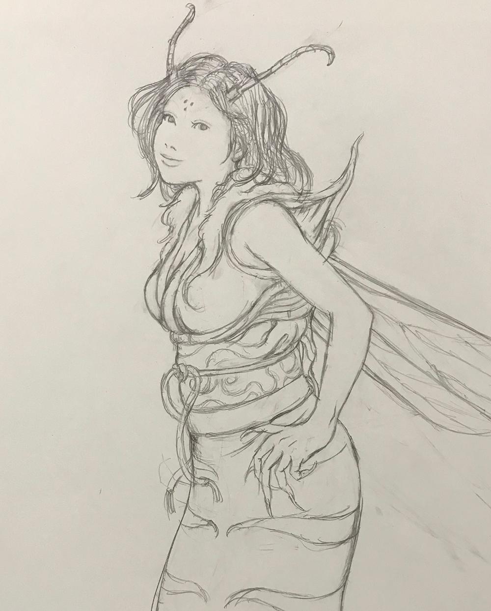 妖怪女王蜂登場! SUZUMEBACHI3