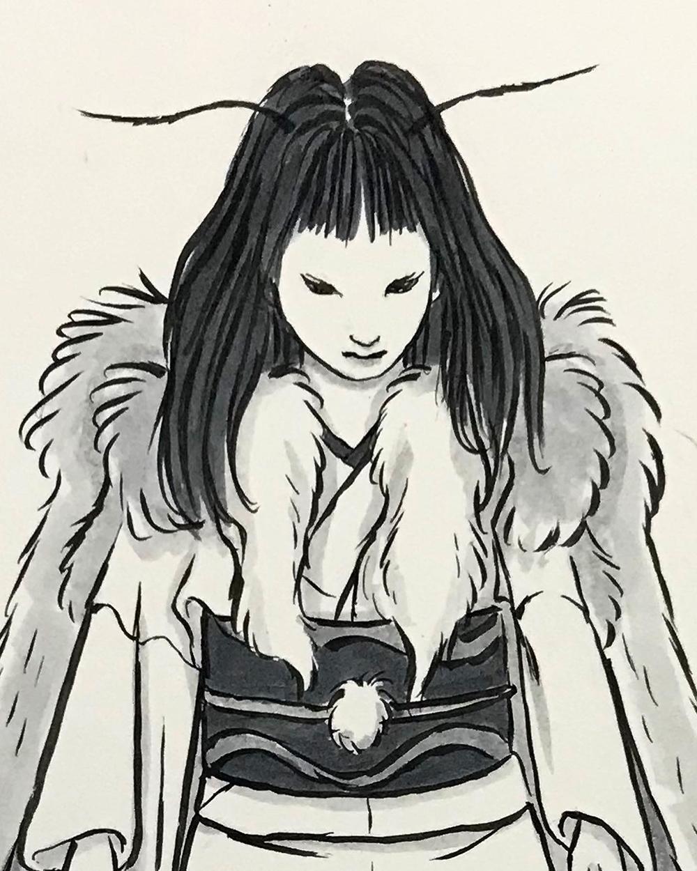 毒蛾のイメージ DOKUGA1
