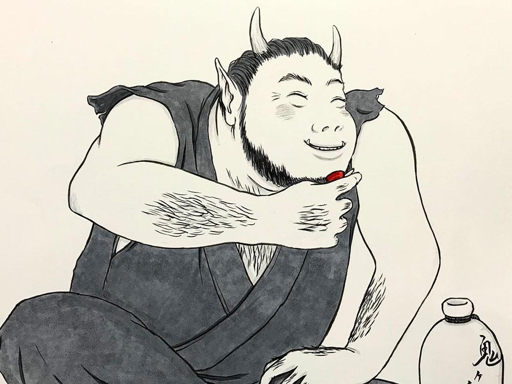 ご機嫌な鬼 ONI2