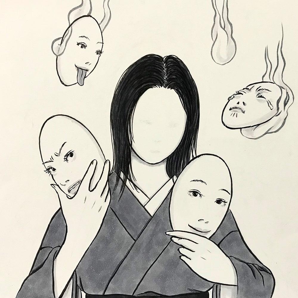 のっぺらぼう NOPPERA-BO