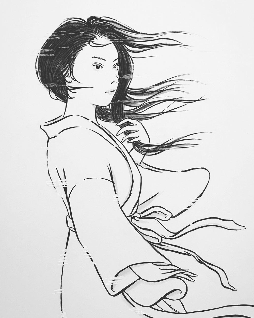 雪女2019 YUKI-ONNNA