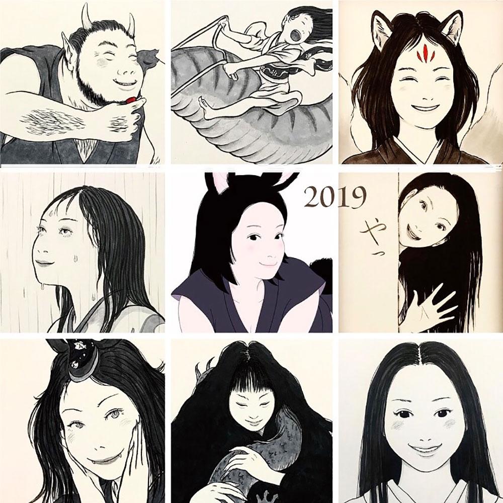 今年の締めはおしづの笑顔で OSHIZU