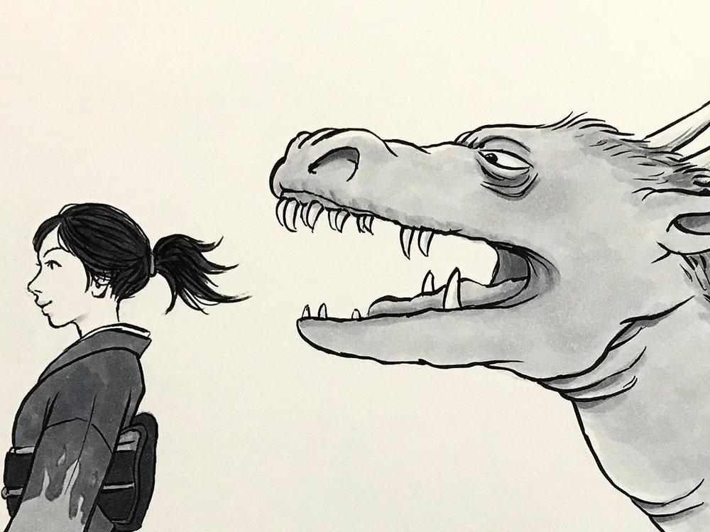 美女と怪獣 BIJO&KAIJU