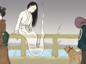 おしづと犬(color)OSHIZU
