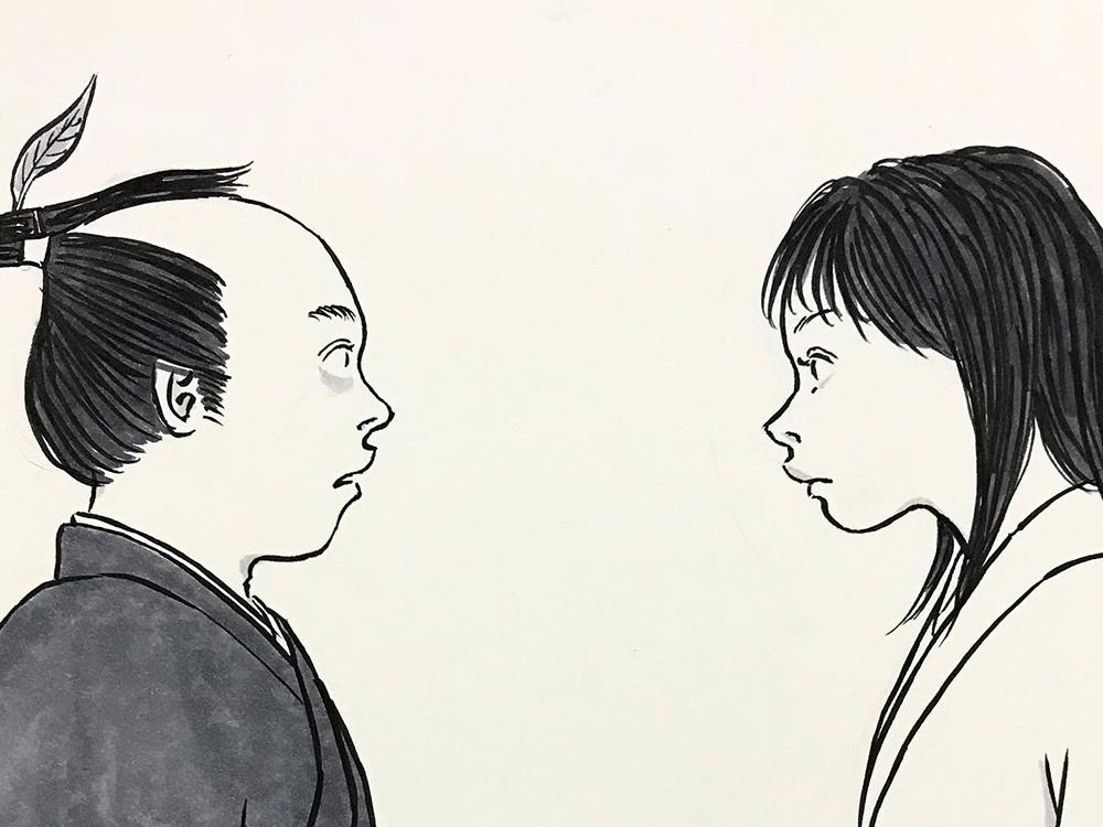 狸の定吉物語 TANUKI