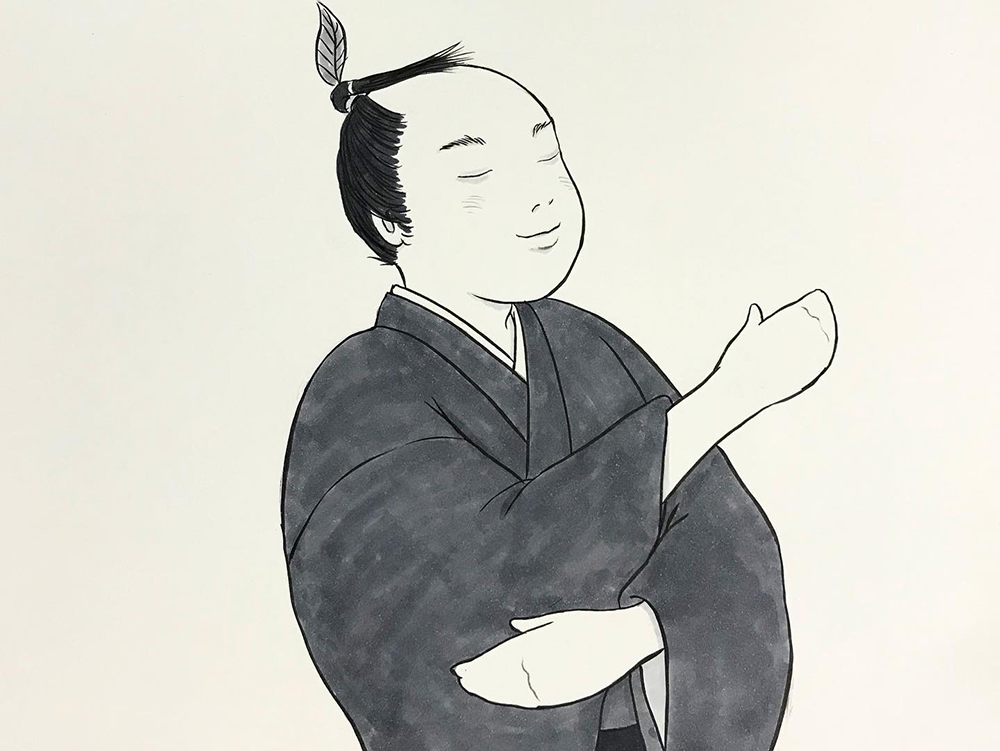 狸の定吉物語5(最終回) TANUKI