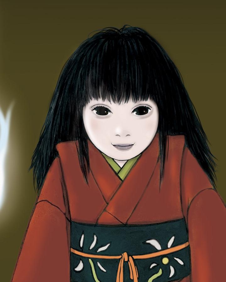 SHIN 座敷童子(color正規版) ZASHIKI-WARASHI