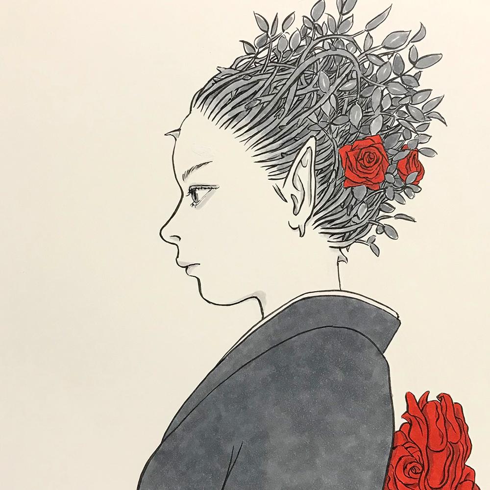 薔薇 BARA