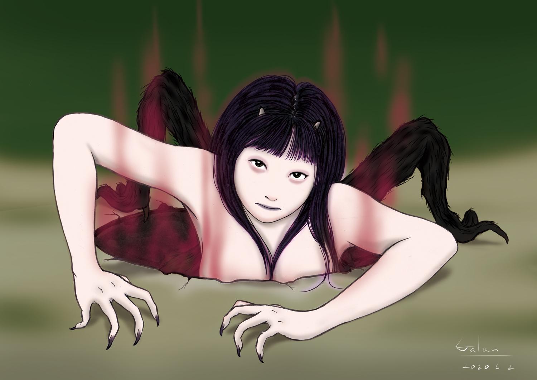 穴から這い出る新種 SHINSYU