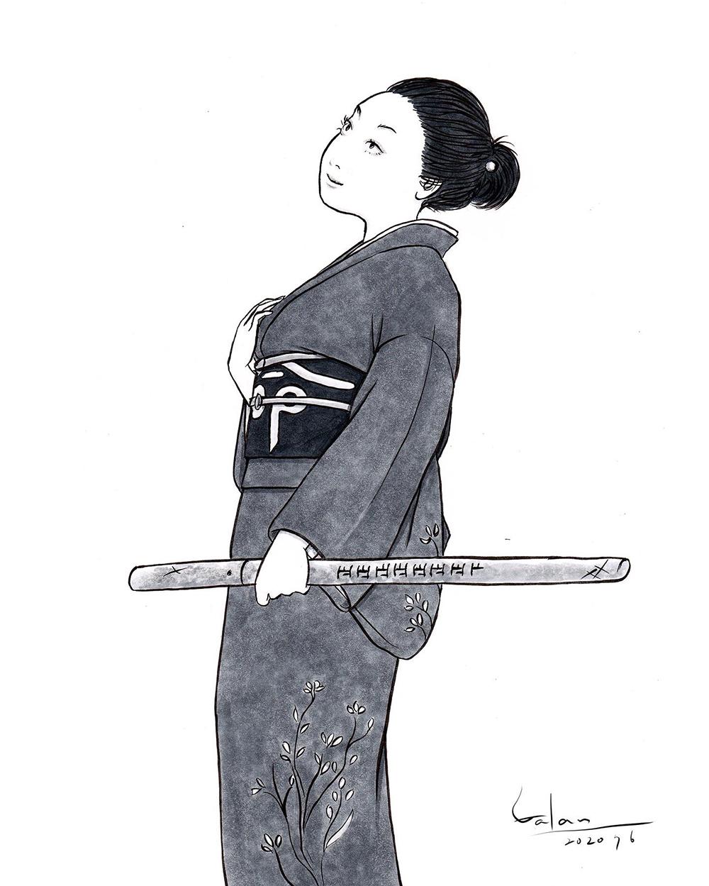 この女は強いぞ! TSUYOI-ONNA