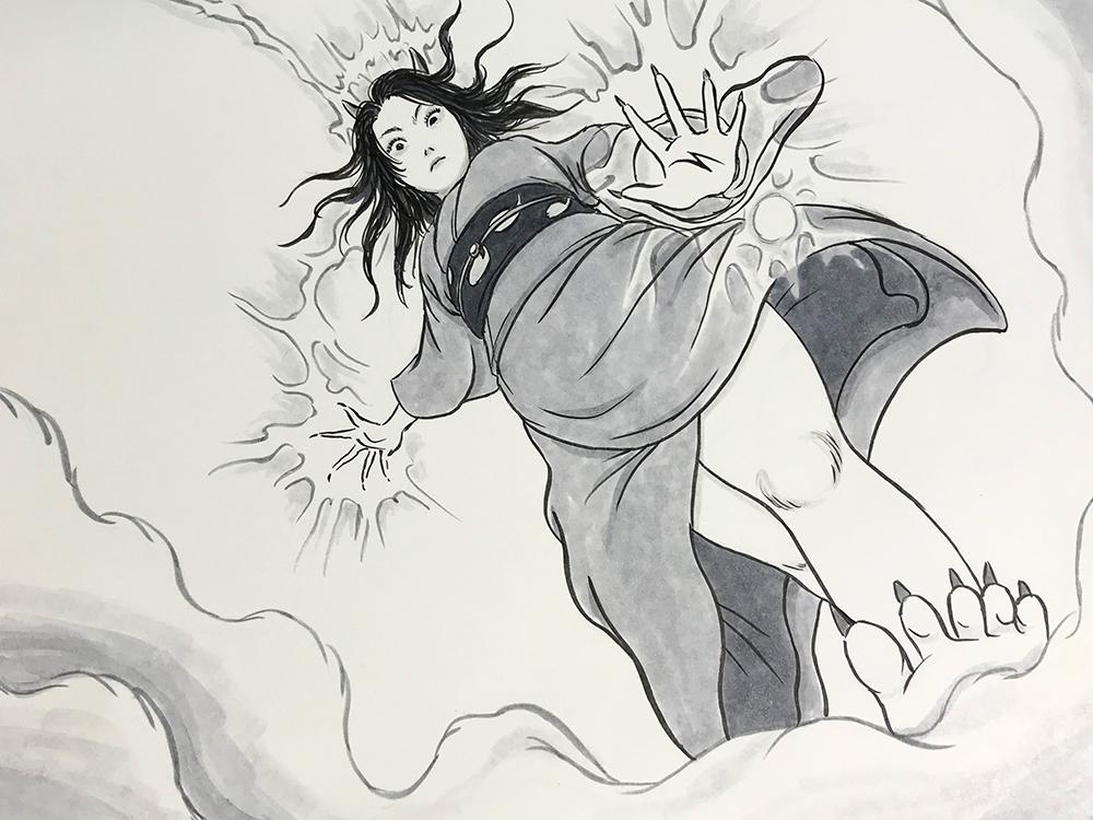 雷花 RAIKA